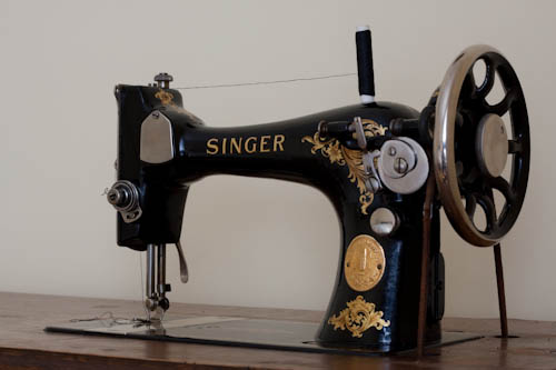 Singer naaimachine 1930