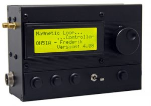 Automatic Magnetic Loop Tuner – Smaller Enclosure Finished