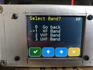 Power And SWR Meter – Multi Band Calibration